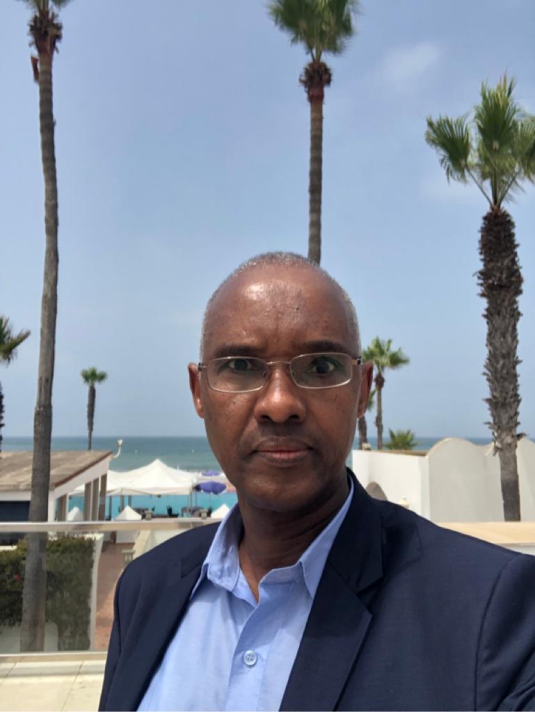 Ali D Mohamed