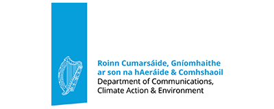 Irish Ministry for Communications, Climate Change, and Environment